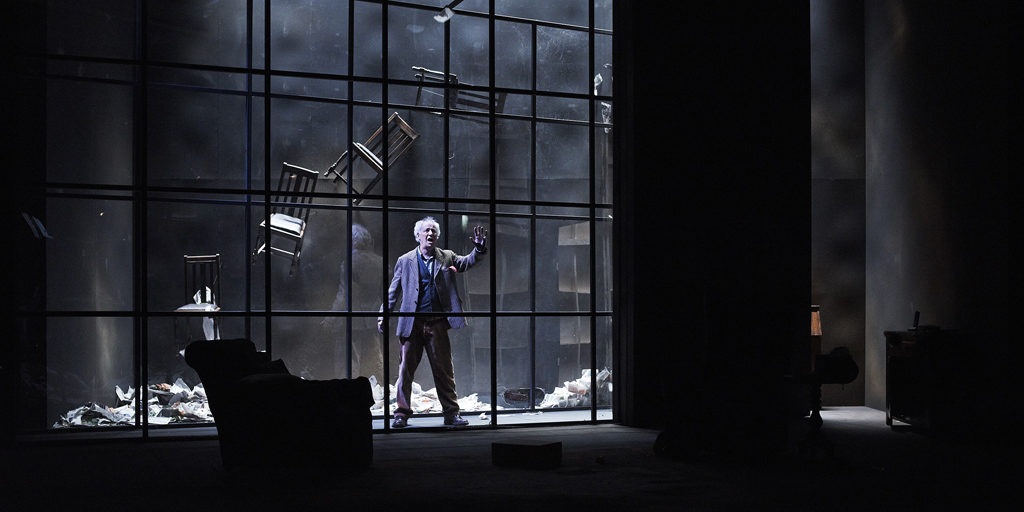 Set and Costume Design: Liam Doona Lighting Design: Kevin McFadden Sound Design: Philip Stewart