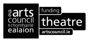 Arts Council Ireland Theatre Logo