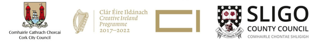 Design & Destory National Exhibition Logos