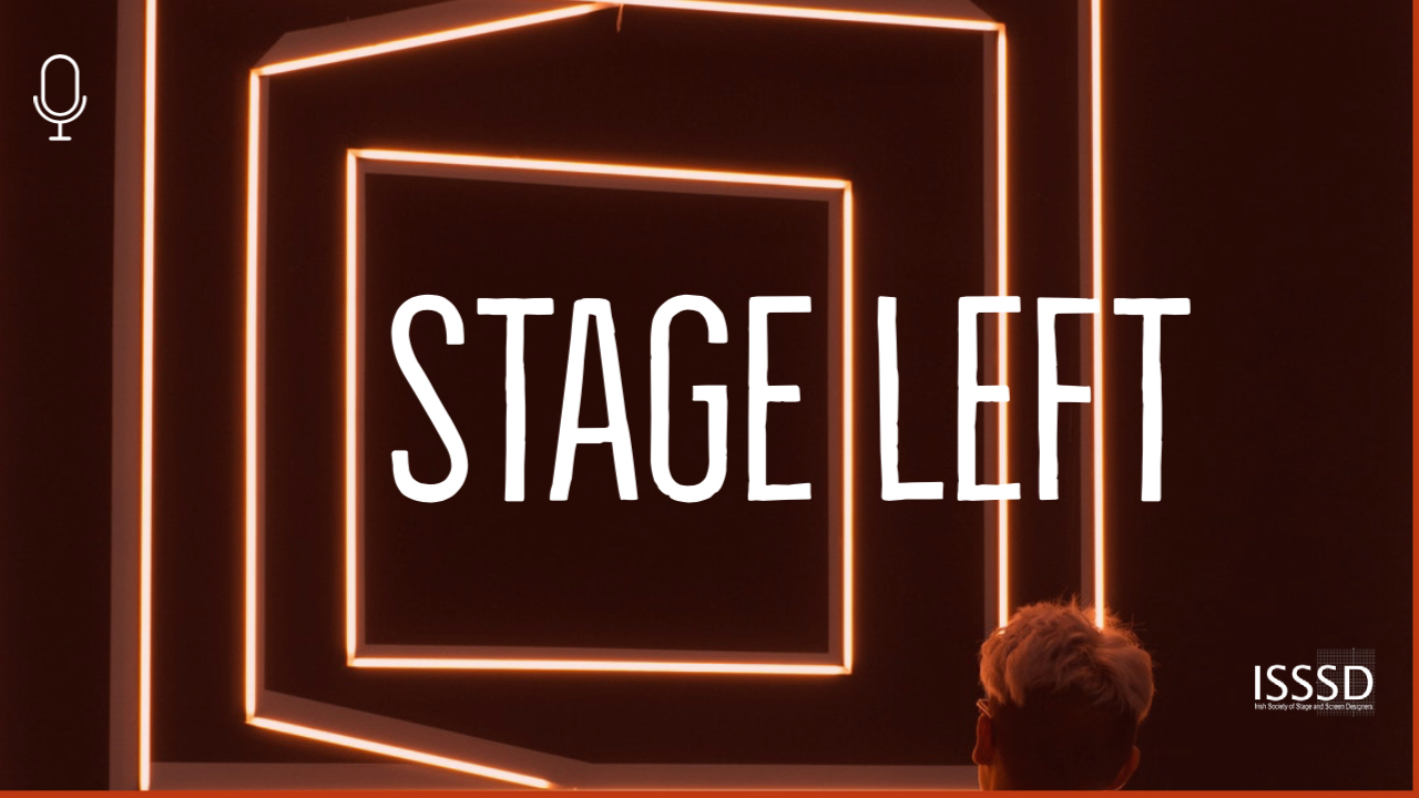 Stage Left Podcast: Set Design