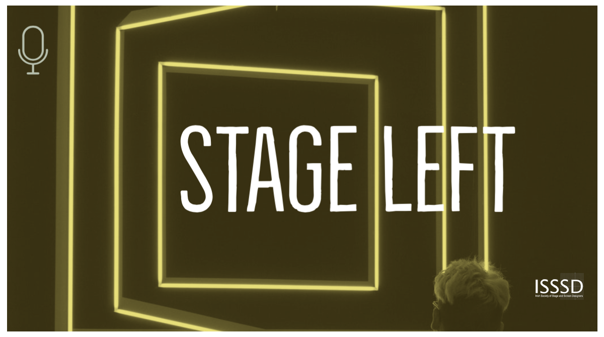 Stage Left Podcast: Designing for Stage vs Screen
